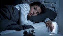 Une personne sur trois déclare souffrir d'au moins  un trouble du sommeil